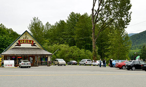 Skykomish charging station